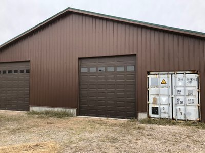 45x12 Garage self storage unit