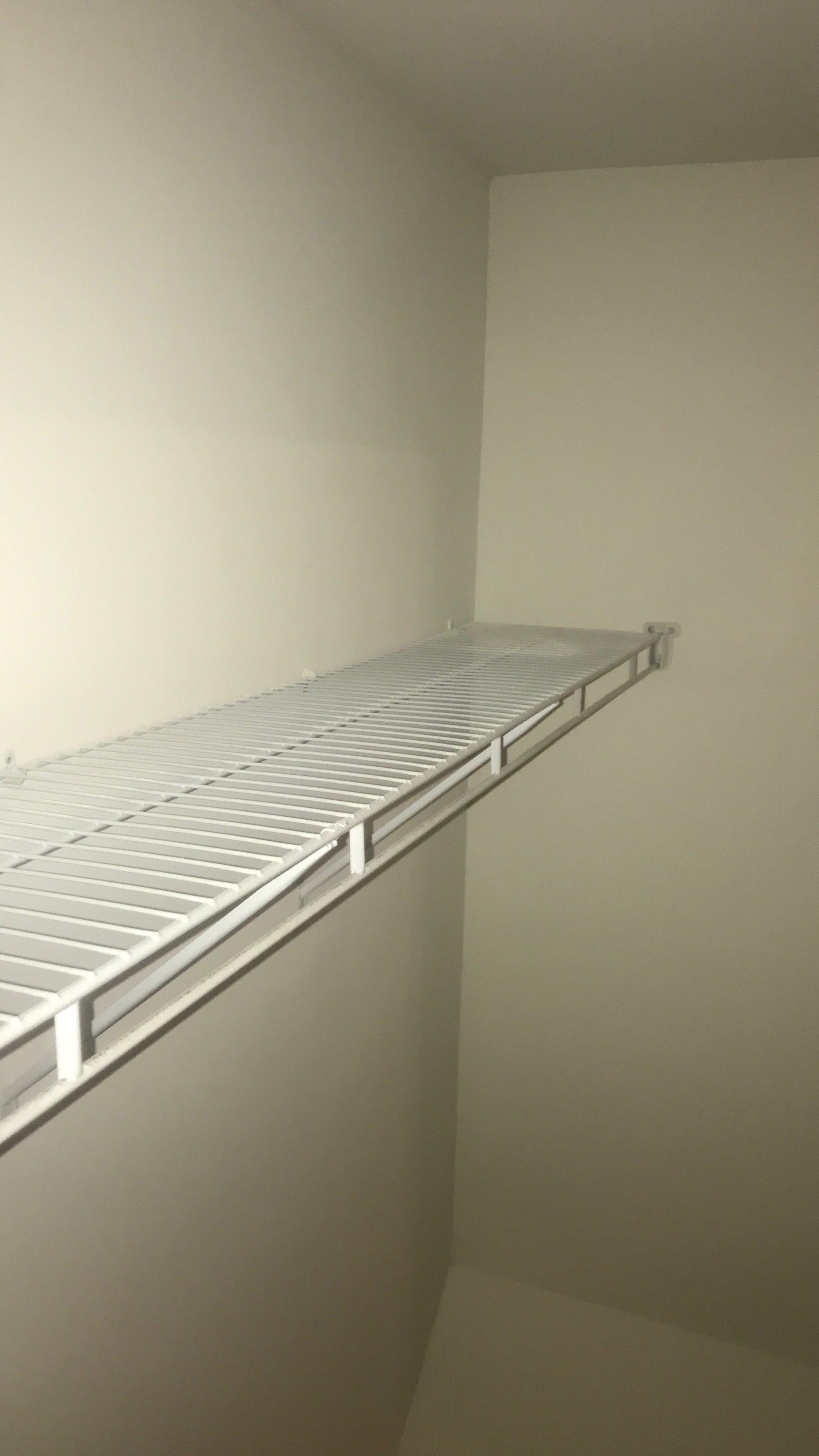 3x5 Closet self storage unit