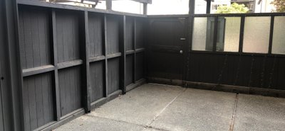 19x16 Unpaved Lot self storage unit