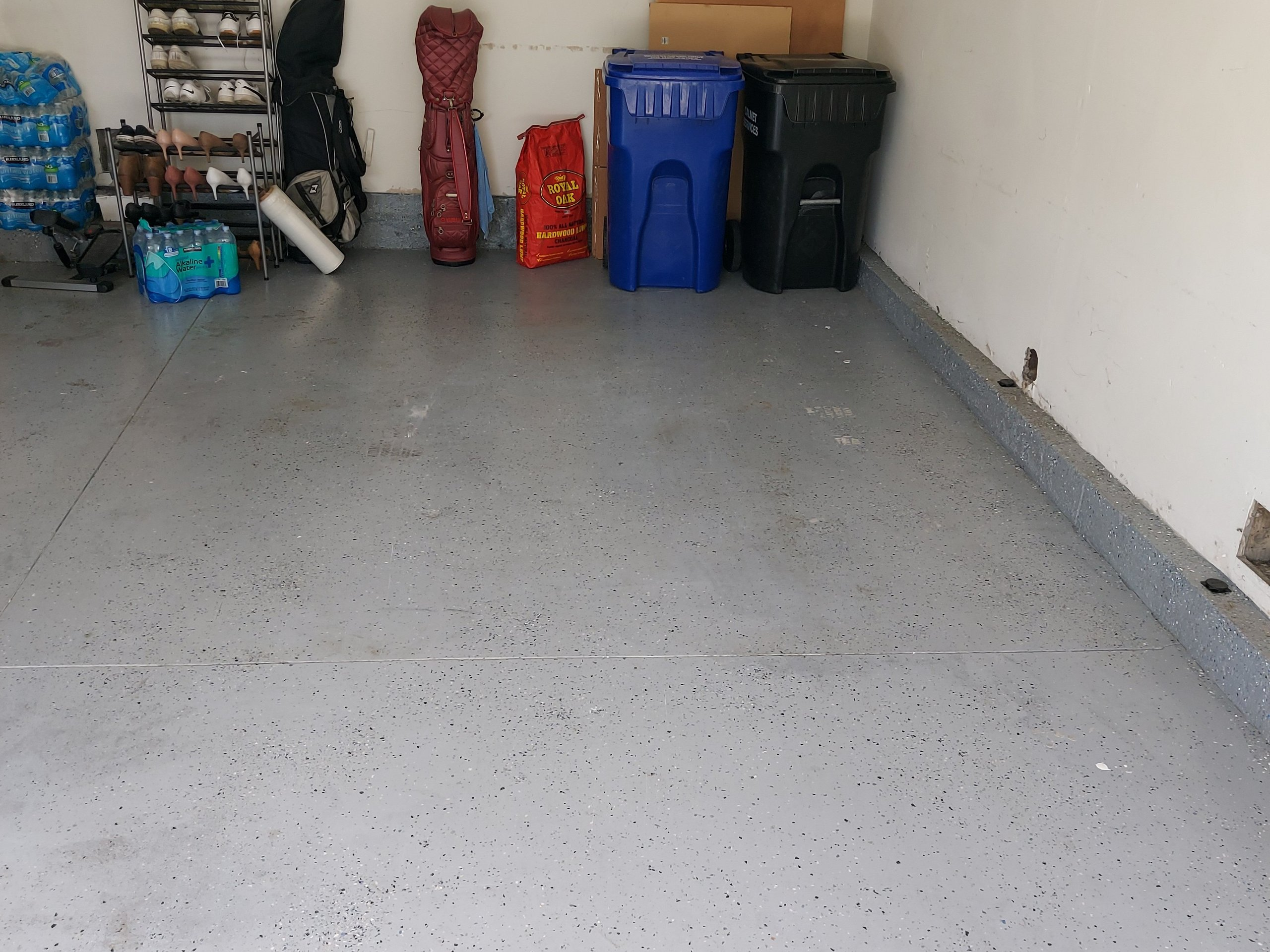 22x11 Garage self storage unit