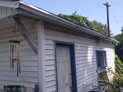 50x30 Garage self storage unit