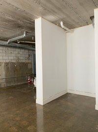 24x18 Basement self storage unit