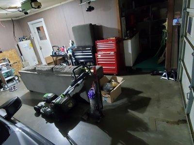 17x9 Garage self storage unit