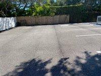 95x65 Parking Lot self storage unit