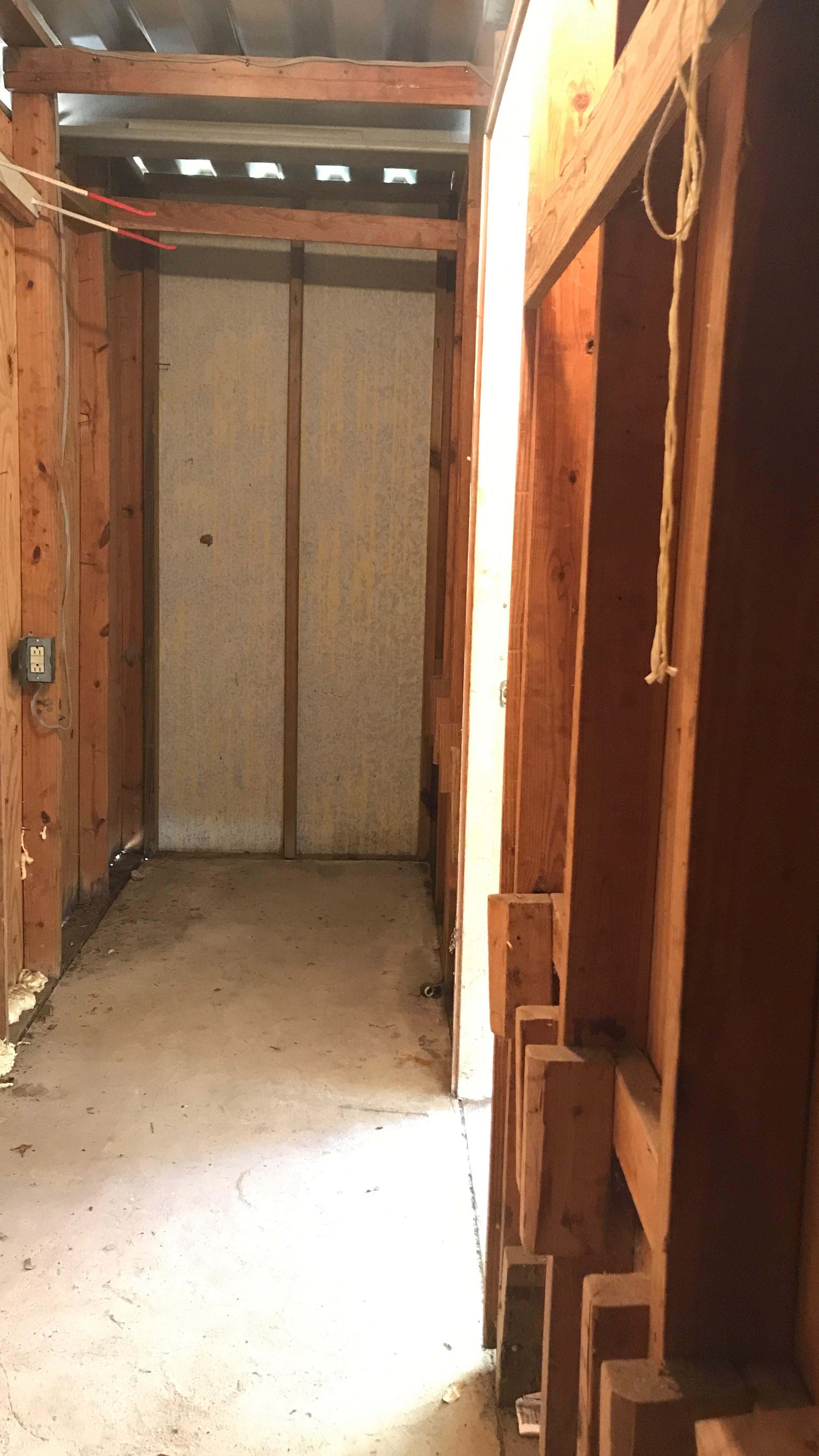 16x4 Shed self storage unit