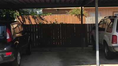 16x10 Carport self storage unit