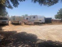 42x14 Parking Lot self storage unit