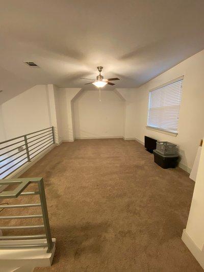 17x13 Bedroom self storage unit