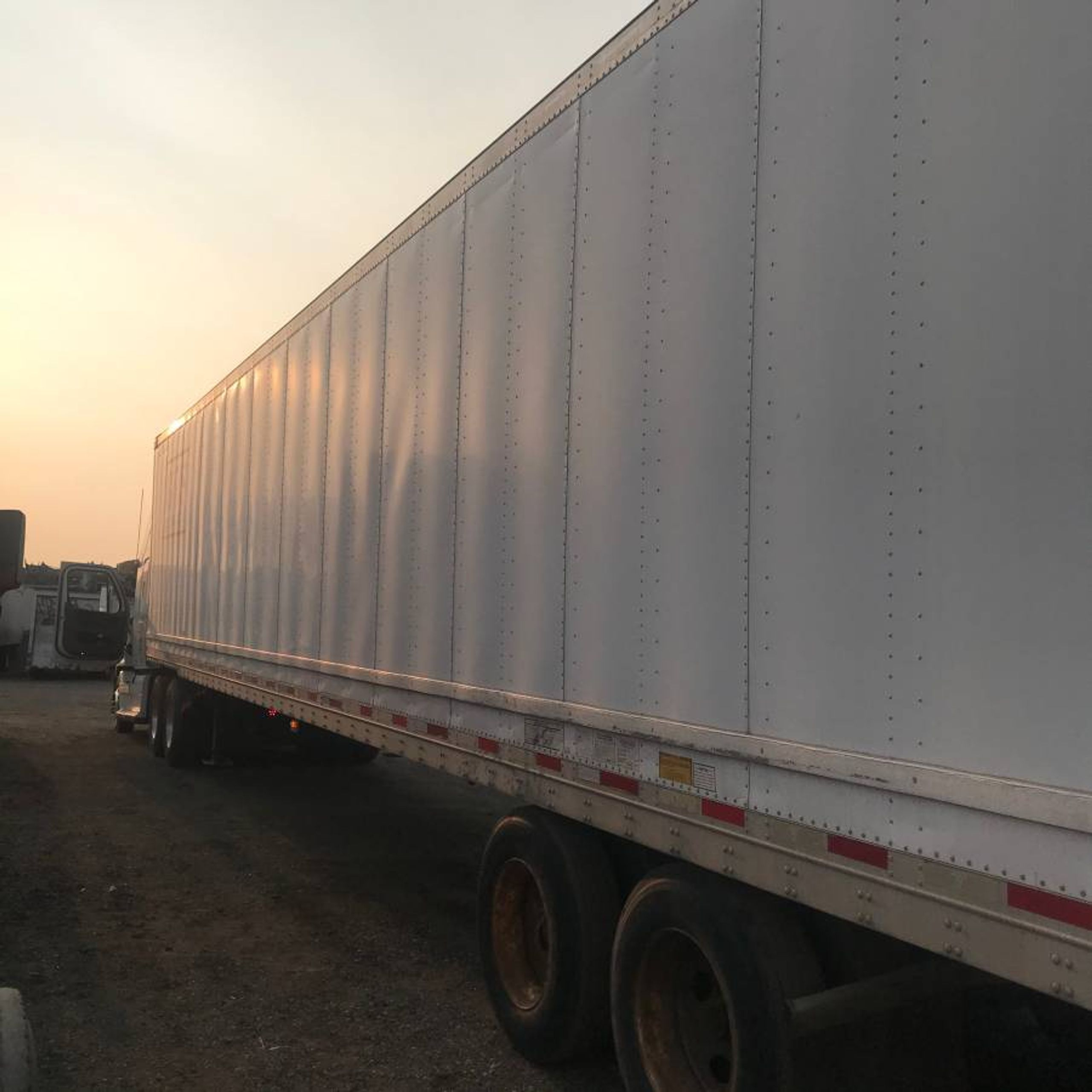 53x8 Shipping Container self storage unit