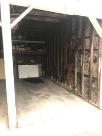 7x16 Carport self storage unit