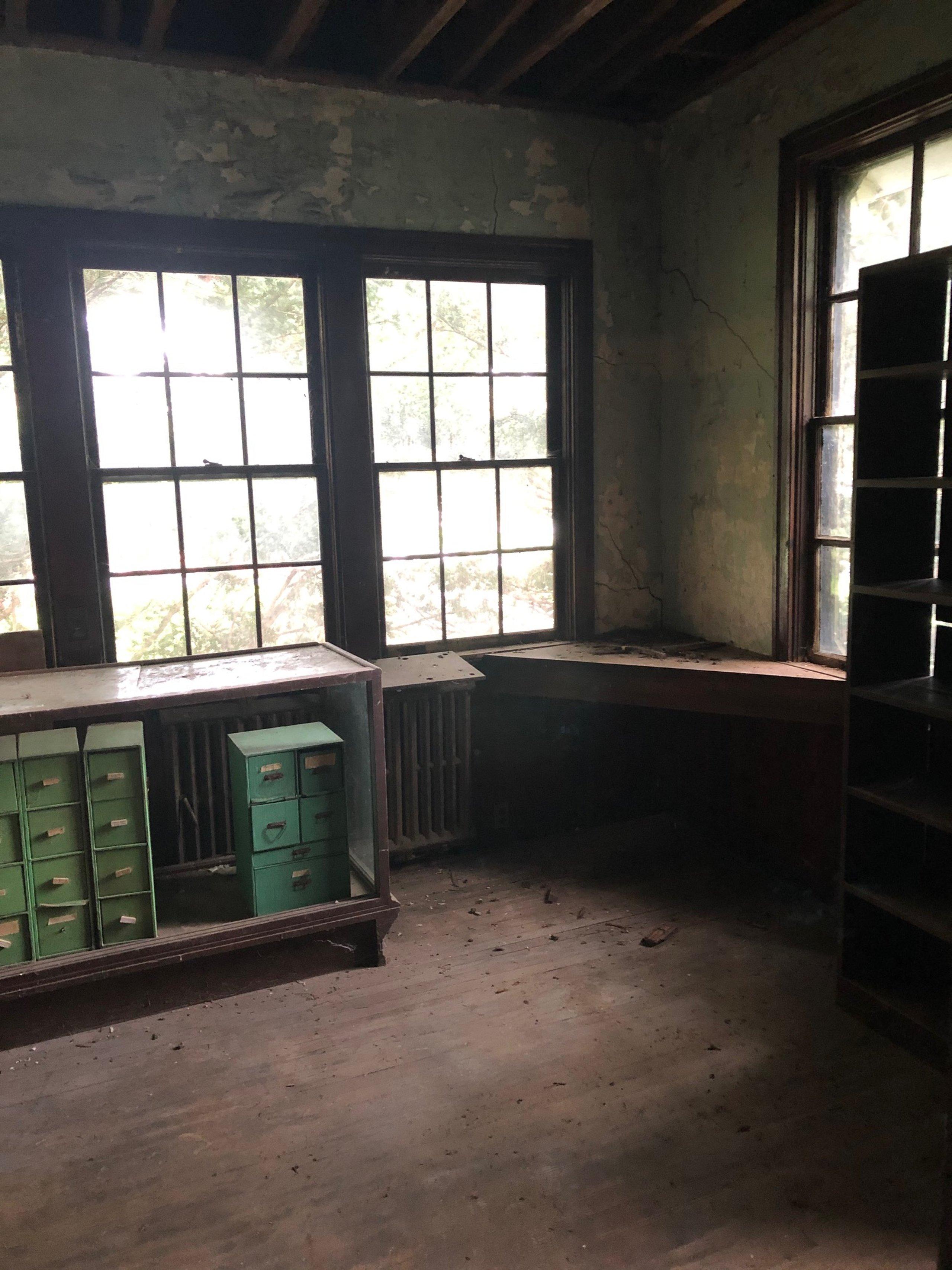 13x12 Garage self storage unit