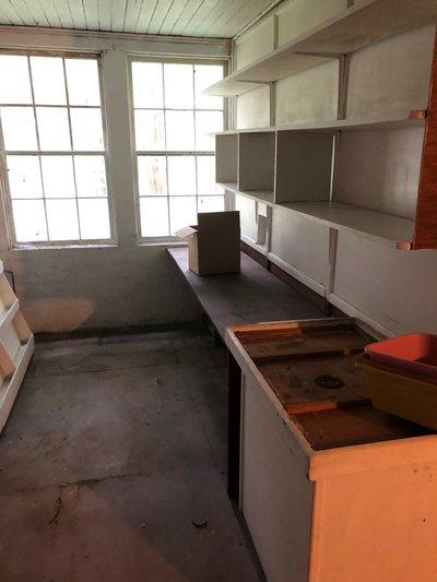 8x14 Shed self storage unit