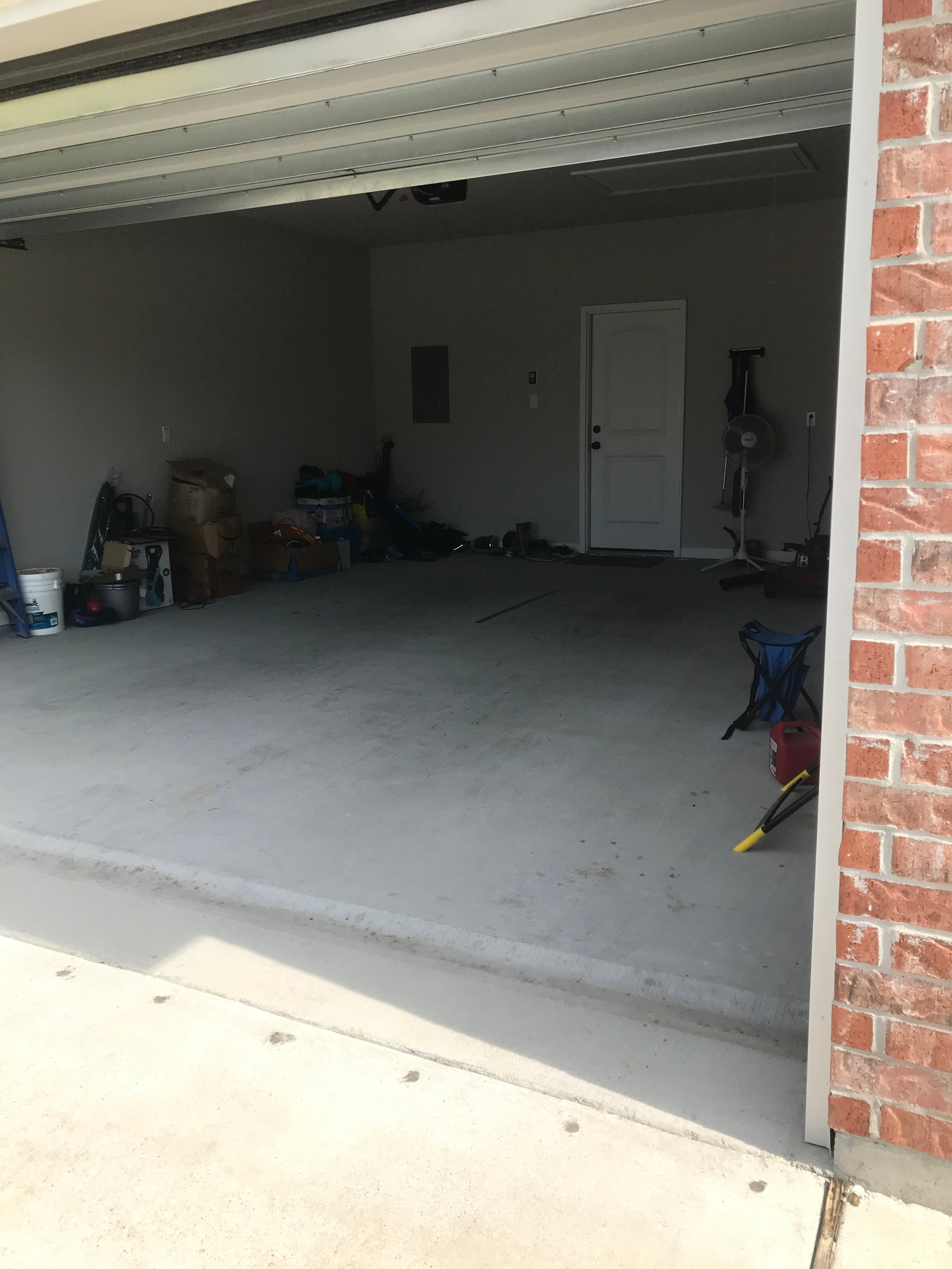 30x50 Garage self storage unit