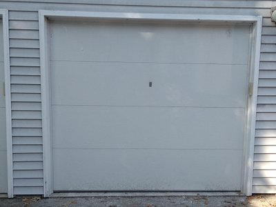 20x11 Garage self storage unit