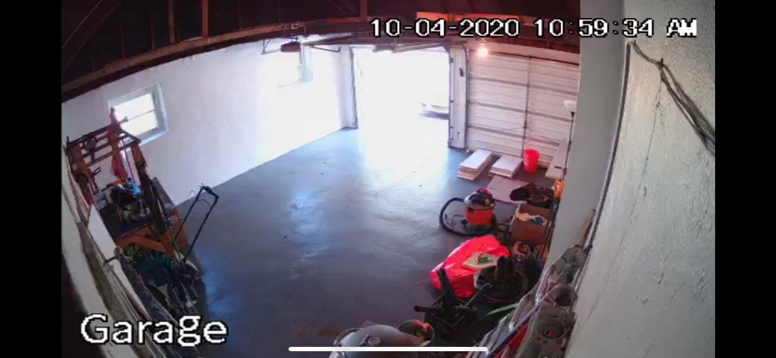 40x23 Garage self storage unit