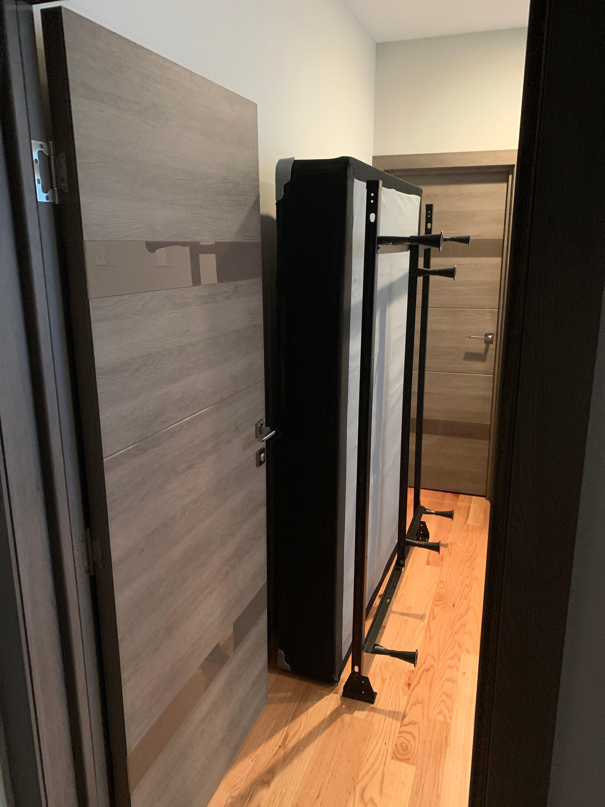 15x15 Bedroom self storage unit