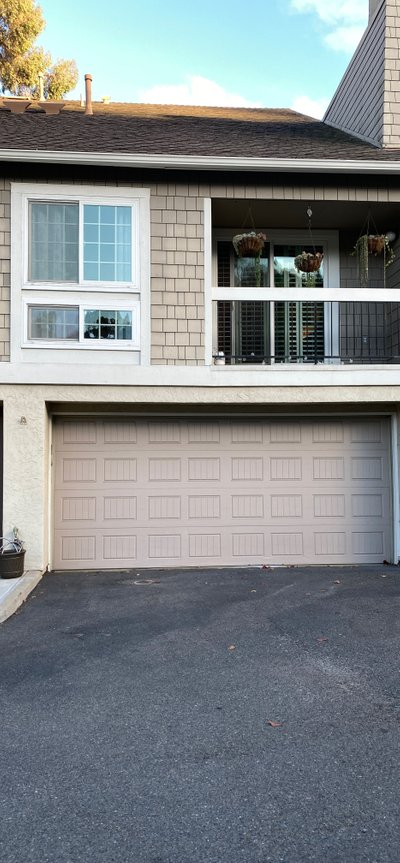 26x9 Garage self storage unit