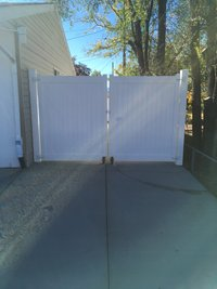 24x9 Driveway self storage unit
