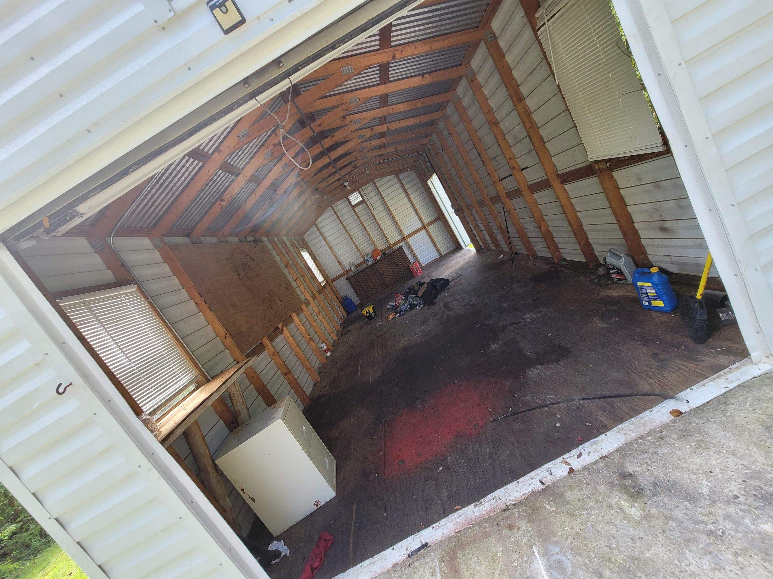 24x24 Other self storage unit