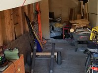 5x4 Garage self storage unit
