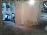 36x36 Basement self storage unit