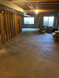 40x15 Basement self storage unit