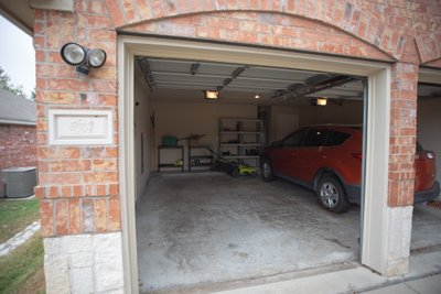 20x9 Garage self storage unit