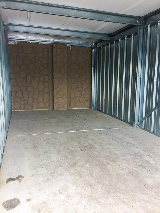 20x10 Storage Facility self storage unit
