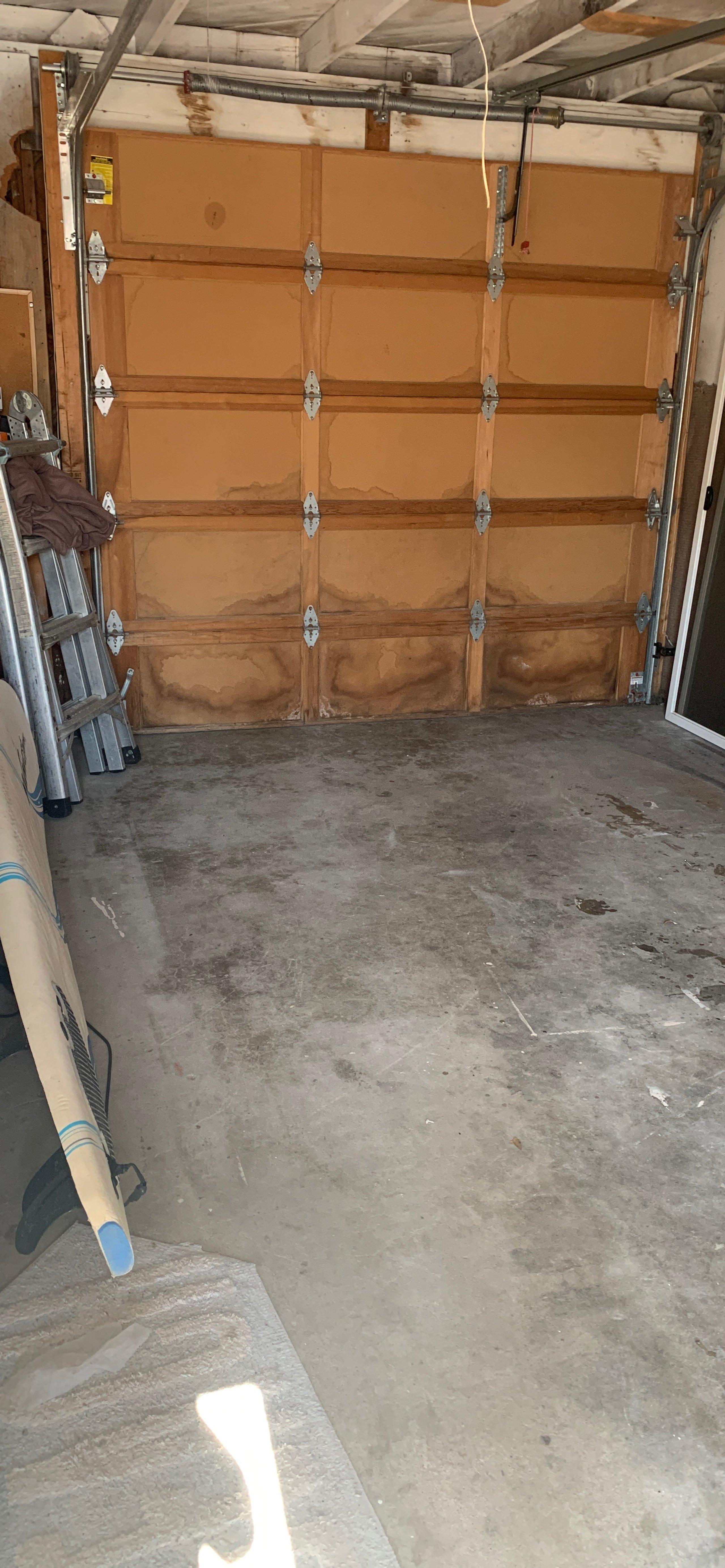 16x9 Garage self storage unit