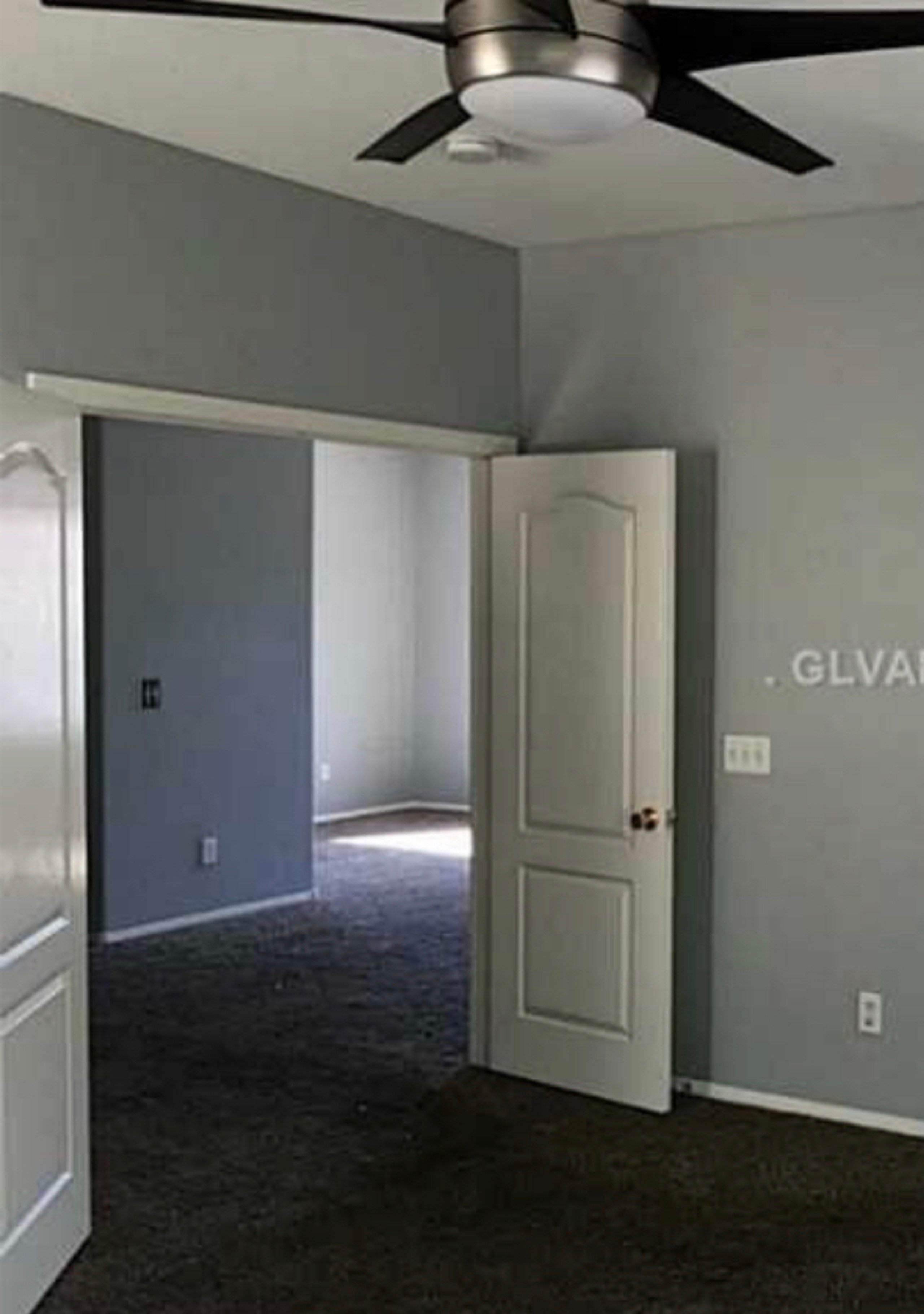 10x20 Bedroom self storage unit