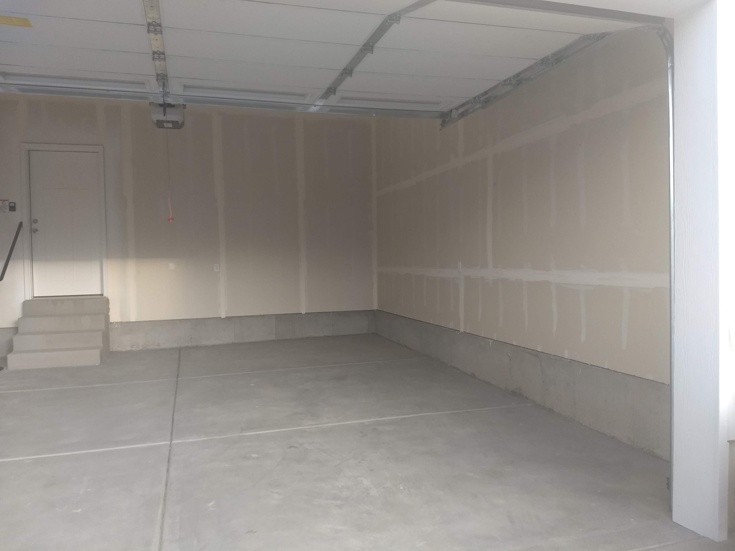 21x10 Garage self storage unit