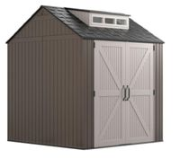 7x7 Shed self storage unit