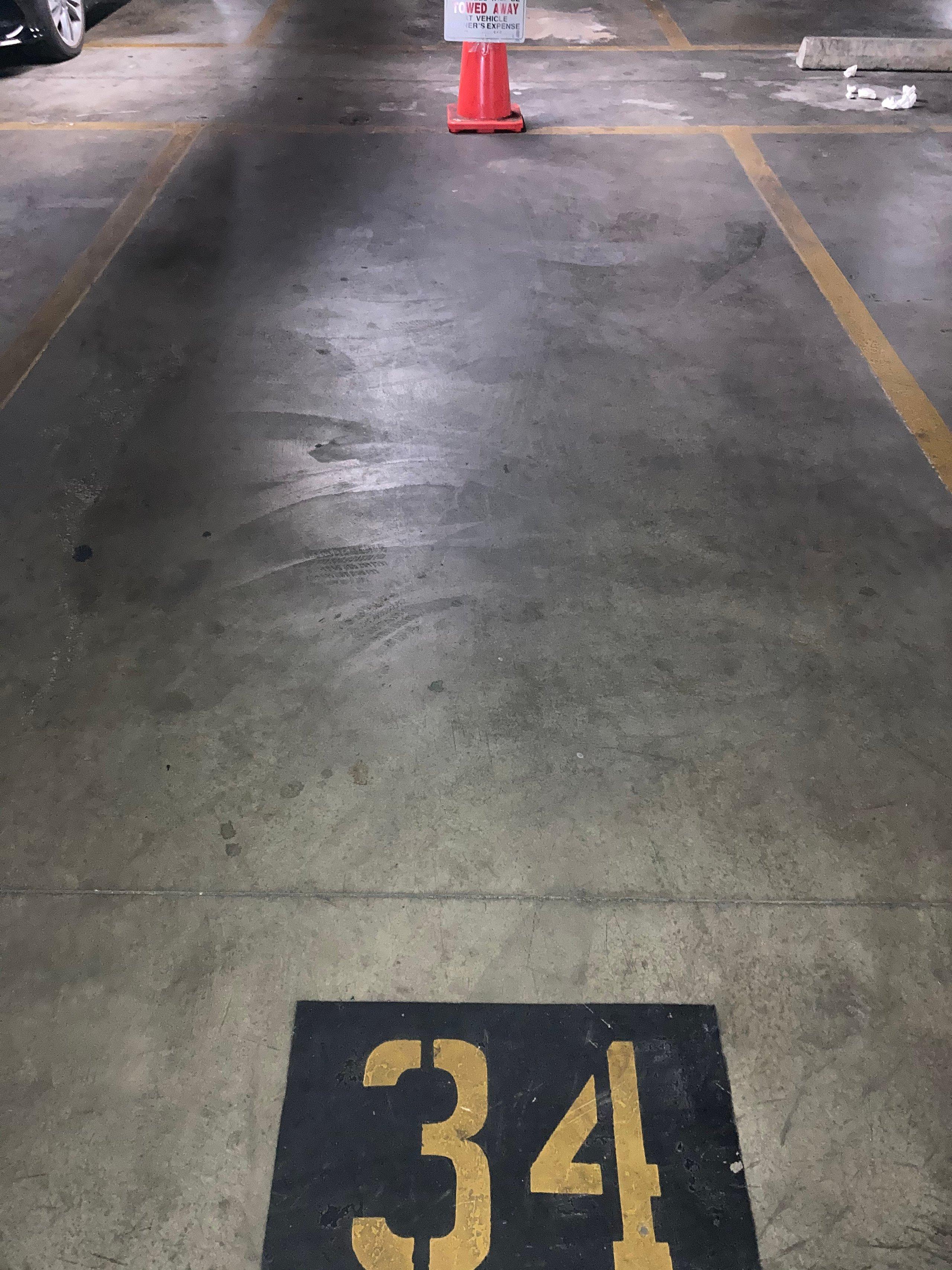 10x16 Garage self storage unit