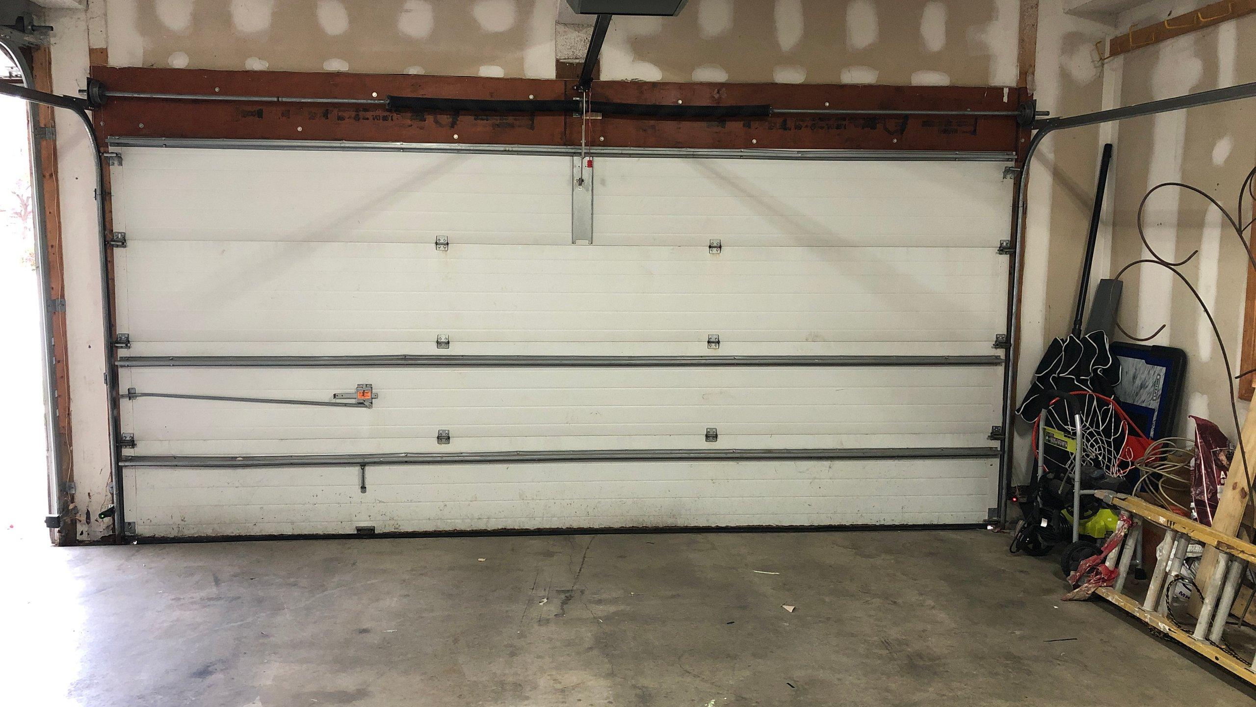 18x14 Garage self storage unit