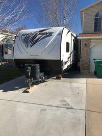 48x12 Parking Lot self storage unit