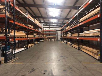 14x4 Warehouse self storage unit