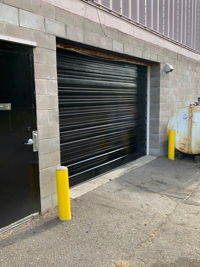 100x60 Warehouse self storage unit