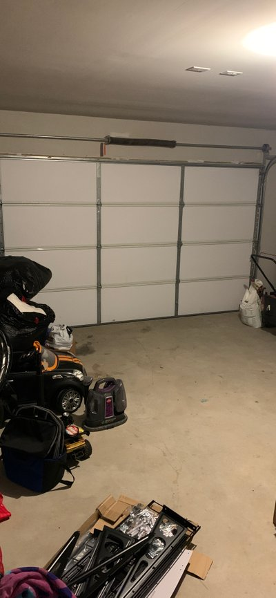 21x19 Garage self storage unit