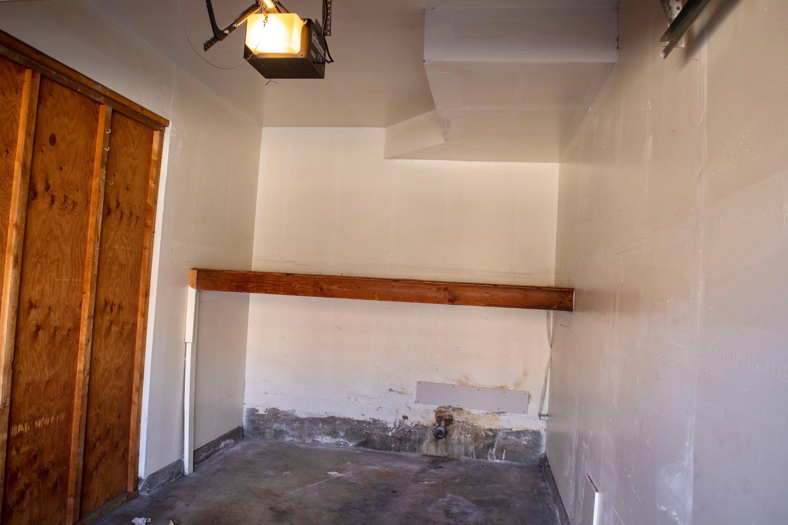 8x4 Garage self storage unit