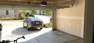 20x16 Garage self storage unit