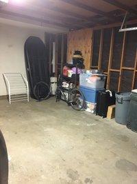 19x8 Garage self storage unit