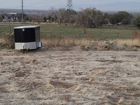 40x33 Unpaved Lot self storage unit