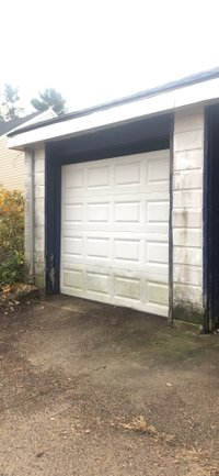 20x25 Garage self storage unit