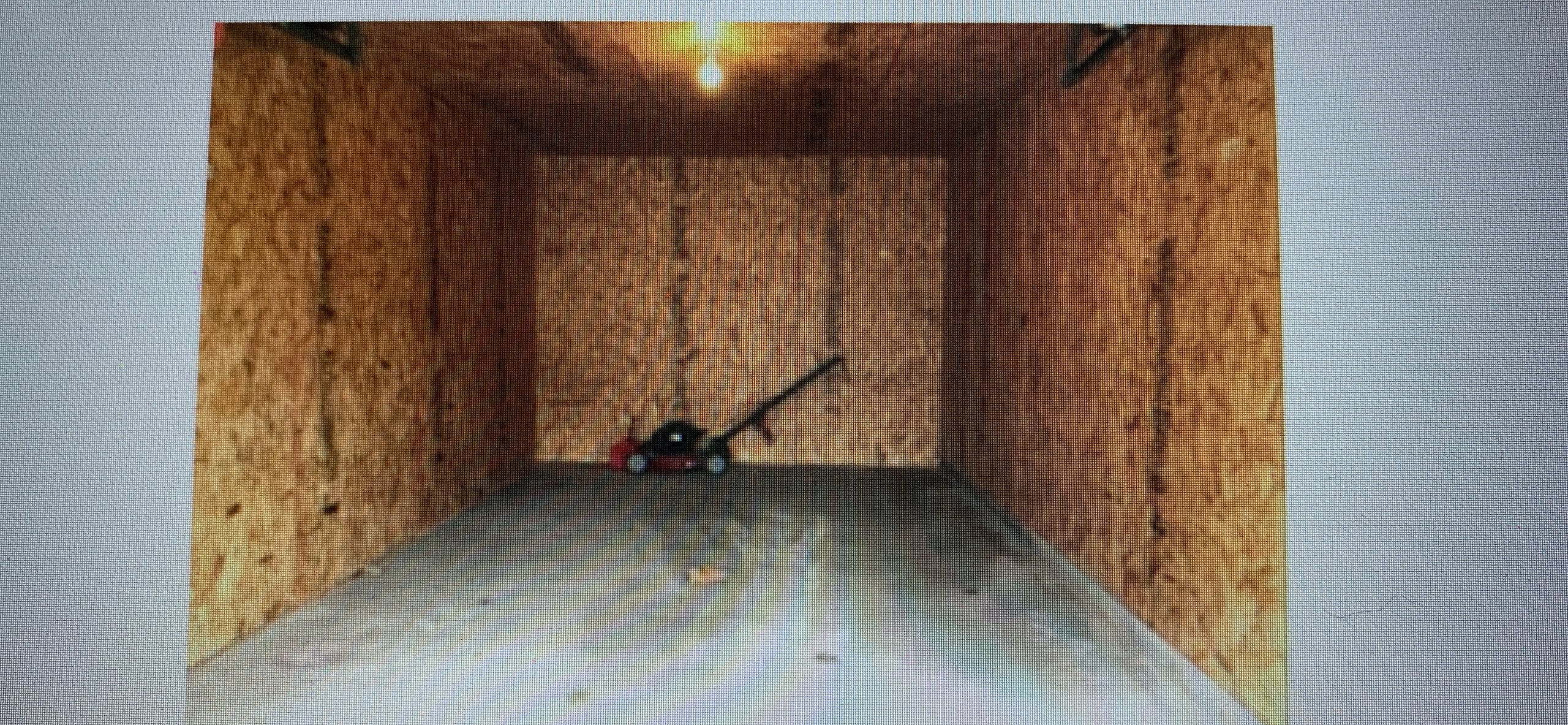 21x7 Self Storage Unit self storage unit