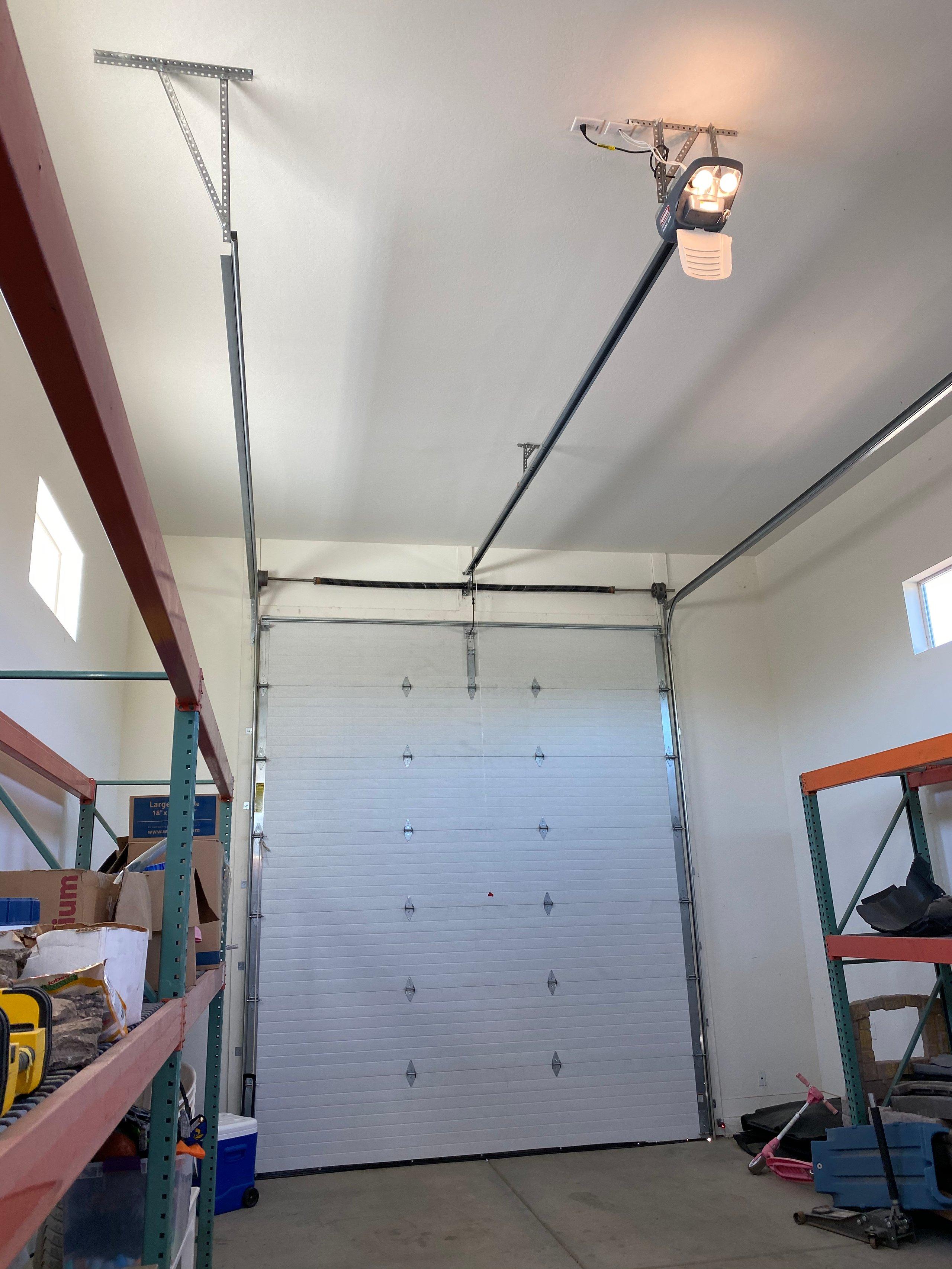 35x20 Garage self storage unit