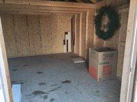16x12 Shed self storage unit