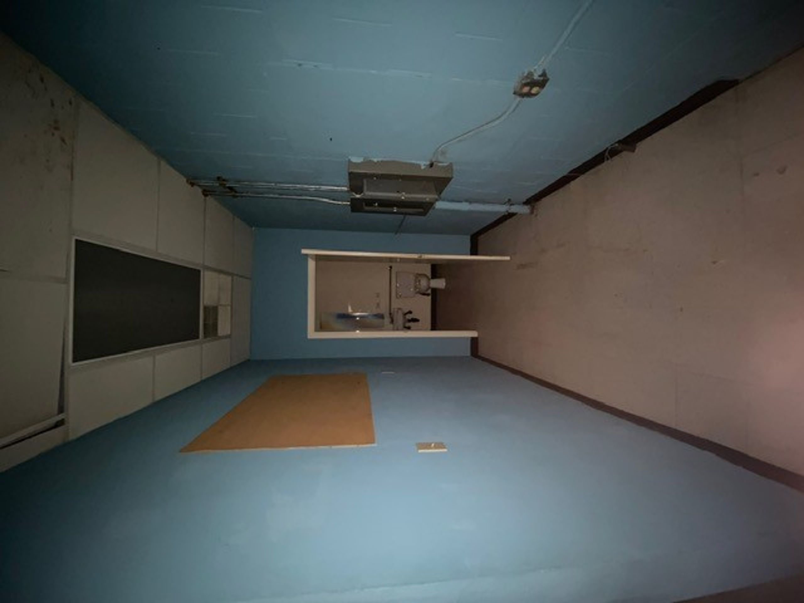 50x25 Warehouse self storage unit