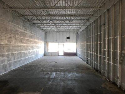 40x35 Warehouse self storage unit