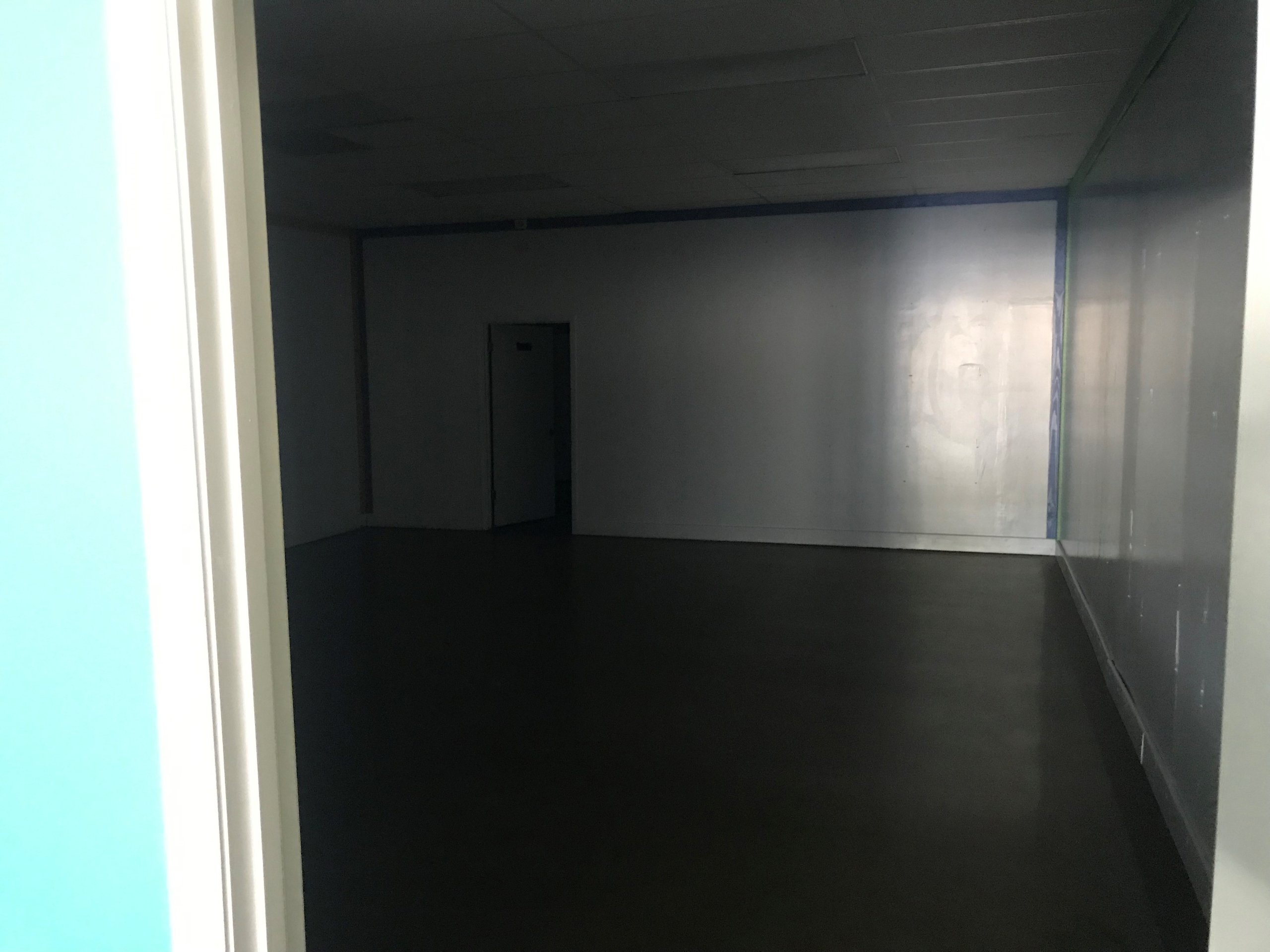 95x30 Warehouse self storage unit