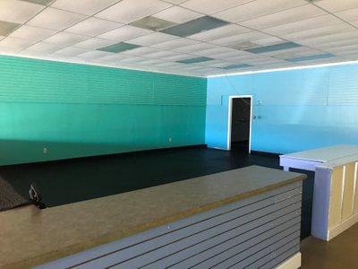 95x30 Warehouse self storage unit